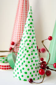 craftaholics anonymous washi tape christmas trees