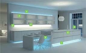 Kitchen Lighting Ideas Uk Lovely Kitchen Led Lighting Ultra Modern Kitchen Led Lighting