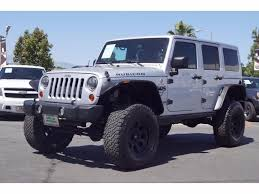 jeep rubicon cer used 2012 jeep wrangler unlimited rubicon in montclair