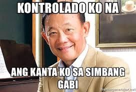 Simbang Gabi Memes - kontrolado ko na ang kanta ko sa simbang gabi jose mari chan