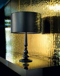 uniquely shaped table lamp black dog advice for your home decoration