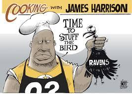 Ravens Steelers Memes - ravens vs steelers cartoons links service sports pinterest