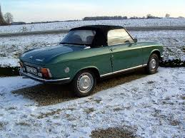 peugeot convertible 1974 peugeot 303 cabriolet s david van mill flickr