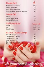 nail art price list gallery nail art designs