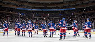rangers madison square garden company