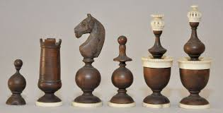 french lyon antique chess set www chessantique com