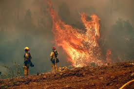 Wildfire Antioch Ca by Thousands Evacuated As Fire West Of Yosemite Grows To 48 000 Acres