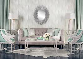 seafoam dream beckett sofa eclectic living room houston
