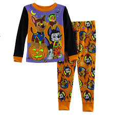 glow in the dark halloween pajamas kids u0027 character product kohl u0027s