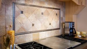 Granite Countertops Tile And Stone Photos Tumbled Travertine - Travertine tile backsplash