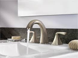 Designer Bathroom Fixtures Bathroom 423014 Single Hole Bathroom Faucet Brushed Nickel