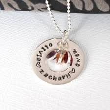 Mothers Necklace With Children S Names Mom U0027s Forever Love Engraved Necklace Family Necklace Jewel And Gift