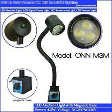 snake led light bar magnetic led light 9 led light magnetic tool work flashlight super