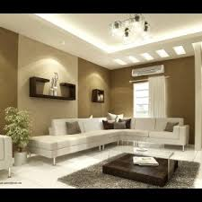 top hole living room design features cappuccino and beige color