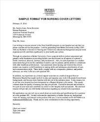 nursing thank you letter sample new graduate nursing interview