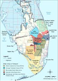 Florida District Map by Earth Sciences Department Seminar