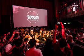 Red Room Boiler Room Broadcasting The Underground