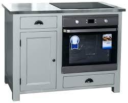 meuble cuisine four plaque meuble cuisine plaque et four meuble plaque vitroceramique meuble