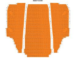 Centre Bell Floor Plan by Murat Theatre At Old National Centre Seating Chart