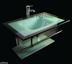 Bathroom Vanity Bowl by Vanities Glass Vanity Bowls Glass Bathroom Sink Tops Glass