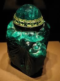 Emerald File Img 0119 Wien Schatzkammer 2860 Carat Columbian Emerald