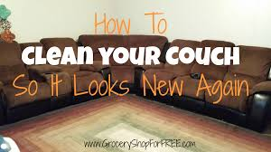 Heb Rug Doctor Rental How To Clean Your Couch So It Looks New Again