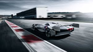 peugeot sport cars peugeot l750 r hybrid vision gran turismo unveiled for gamers