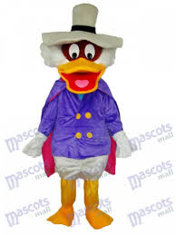donald costume donald duck with pot hat mascot costume anime