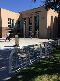 Nmsu Campus Map Updated Bike Racks Activity Center Bike Safety New Mexico