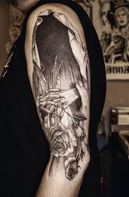 Tattoo Wie Lange Nicht Baden Drei Verschiedene Tätowierer Ein Gemeinsamer Stil Diesmal Fineline