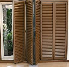 Louvered Doors Interior Louvered Wood Doors Design Interior Home Decor