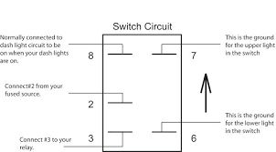 lighted rocker switch wiring diagram 120v ballast rocker switch wiring diagram on off on switch diagram rocker