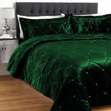 green velvet duvet cover ebay