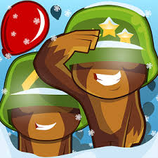 Bloons TD 5 v3.3111 hack full coin và gems
