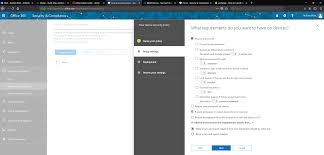 android security policy updates andrew potts update security settings to use in outlook client on