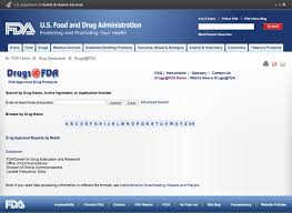 how to access and process fda drug approval packages for use in
