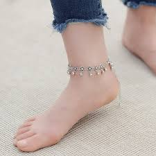 ankle bracelet with images Hot silver plated anklet for women vintage ankle bracelet with jpeg