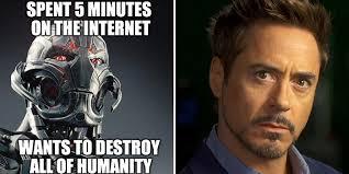 Villain Meme - mcu villain memes cbr