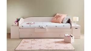 canap avec lit tiroir lit canapé fille avec lit gigogne asoral so nuit