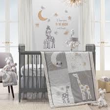 Curly Tails Crib Bedding Moonbeams Lambs Signature Lambs