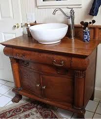Old Dresser Bathroom Vanity Vintage Dresser To Bathroom Vanity Simon Vintage