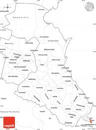 Blank Map Of Russia by Blank Simple Map Of Republic Of Dagestan