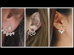 earring cuff trendy and simple ear cuff earrings designs