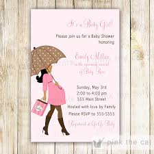 instant download baby shower invitations umbrella invitation pregnant mom baby shower instant download