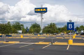 Ikea Parking Lot | ikea parking lot editorial photography image of cheap 31766397