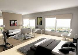wohnideen small bedrooms modern bedroom designs for small rooms white mattress gray leather