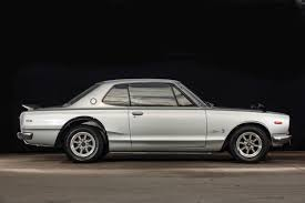 nissan skyline used cars for sale trio of japanese sports cars including 1972 nissan skylin