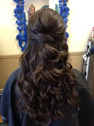 what is the best hairstyle for a 62 year old female with very fine grey hair 62 half up half down wedding hairstyles fall in love with