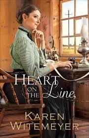 Barnes And Noble In Abilene Tx Heart On The Line By Karen Witemeyer Paperback Barnes U0026 Noble