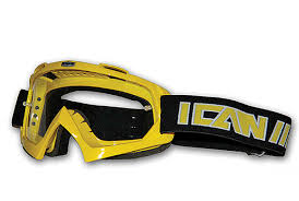 tinted motocross goggles utv action magazine product ican industries goggles